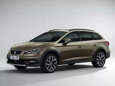 Seat set to release a new crossover model, the new Leon X-Perience should be in UK showrooms by January Audi A4, Crossover, Seat Leon St, Nuevo Seat, Diesel, Upcoming Cars, Office Chair Without Wheels, Chevelle Ss, City Car