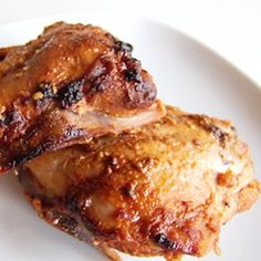 """Tandoori Chicken II 