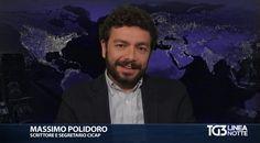 """Il Colosseo: ecco il video di """"Linea notte""""  Lo scorso 28 aprile sono stato di nuovo ospite del TG3 Linea Notte per raccontare L'avventura del Colosseo. Ecco il video della mia partecipazione…"""