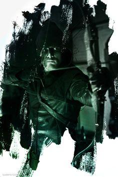 Arrow - Oliver Queen #Season1 Arrow Serie, Arrow Tv Series, Stephen Amell Arrow, Arrow Oliver, Arrow Cast, Arrow 1, Avengers Room, Arrow Background, Dc World