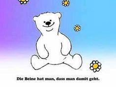 """Flocke Eisbär Song """"Flöckchen""""  Artic Unit Polar Bear"""