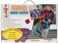 Ultimate Sweater Machine Deluxe Patterns 73