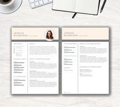 """Unsere Bewerbungsvorlage """"Clean Chart"""" in der Farbe Cream Grey. Mit der klar strukturierten Vorlage """"Clean Chart"""" hat der Personaler sofort alle wichtigen Informationen auf einen Blick. Sie erhalten zwei Seiten Lebenslauf und ein Motivationsschreiben. Die Datei bekommen Sie als fertige Pages- oder Word-Datei inklusive Platzhaltertext mit Hinweisen."""