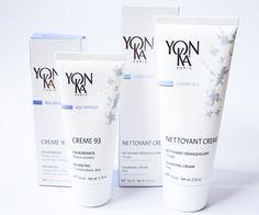 Testbericht Yon-Ka Essentials Reinigungsmilch & Age Defense Creme 93 mit Ylang-Ylang - tägliche Pflege der Mischhaut