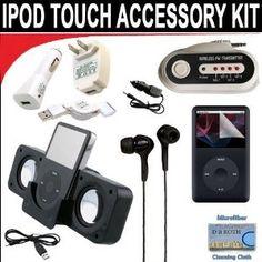 DBROTH 10 Pack Accessory kit for iPod Classic (Electronics)  http://www.amazon.com/dp/B002CYNJPU/?tag=goandtalk-20  B002CYNJPU