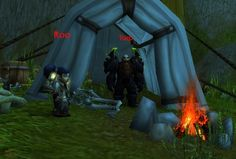 Does anyone know anything about these two? #worldofwarcraft #blizzard #Hearthstone #wow #Warcraft #BlizzardCS #gaming