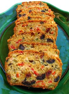Vegetable Terrine, recipe Vegetable Terrine