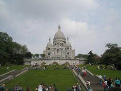 Paris - Sacre Coure (Sacred Heart Church)