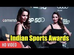 Gorgeous Malaika Arora Khan | Indian Sports Honours Awards 2017