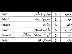 Names pakistani boys 350+ Modern