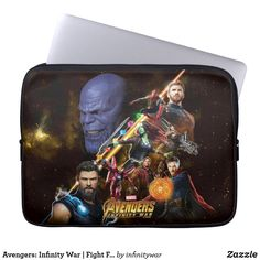 Choose from a variety of Avengers laptop sleeves or make your own! Shop now for custom laptop sleeves & more! Marvel Studios Movies, Neoprene Laptop Sleeve, Computer Sleeve, Custom Laptop, Comic Movies, Star Lord, Doctor Strange, Avengers Infinity War, Guardians Of The Galaxy