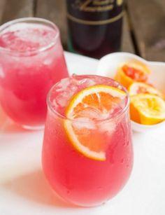 Receitas de drinques cor-de-rosa, Royal Rosé