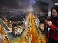 Camila Reveco: Carlos Montero Gil: Pinta tu aldea y pintarás el mundo