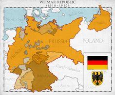 Weimar Republic (1918-1933)