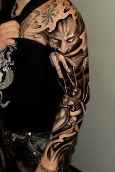full sleeve tattoos 30
