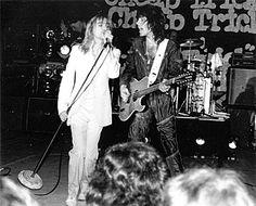 Cheap Trick, Charlotte, NC, 1978.