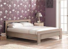 Berkeley Bed Frame - Oak