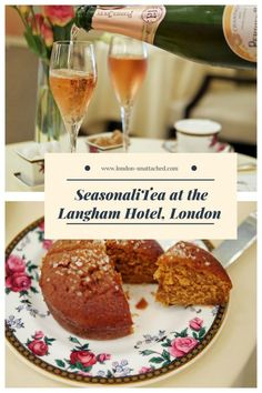 Langham Hotel Afternoon Tea - SeasonaliTea at the Langham Hotel Palm Court - Bangkok Thailand, Thailand Travel, Italy Travel, Ireland Travel, London Hotels, London Restaurants, Good Food, Yummy Food, Delicious Recipes