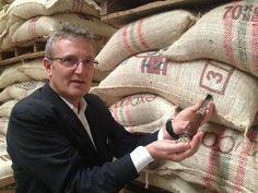 El gurú del café Ricardo Oteros ofrece una  charla en Tenerife
