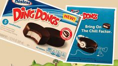 Hostess® Ding Dongs Ice Cream Sandwiches Taste Test And Review