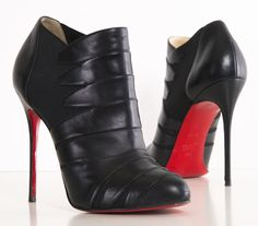 CHRISTIAN LOUBOUTIN BOOTS @SHOP-HERS