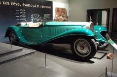 1932 Bugatti Roadster Esders