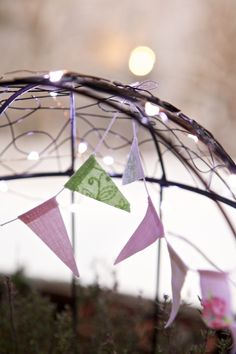 Fairy Bunting - here's how to make it
