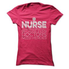 For Nurse Heroes Only!