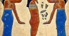 Como fazer uma máscara de deus egípcio