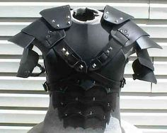 Leather Medieval Gladiator Theatrical Celtic Armor LARP SCA Viking Roman Armour | eBay