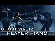 Ghost Waltz - PLAYER PIANO (SONYA BELOUSOVA) - YouTube