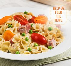 Smoked Turkey Farfalle | For every Facebook share or download of our Pasta to the Rescue cookbook or its recipes, we're donating portions of pasta to food banks across Canada. Visit https://www.catelli.ca/en/feed-the-hope/ to learn more.