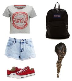 """School day"" by kellergirl10 on Polyvore"