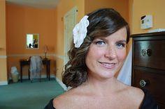 Beautiful Bride Kelly Bowman