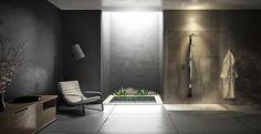 VEHLA_MySlimColonna progressiva di design con soffione ultrapiatto ispezionabile rettangolare da 3mm.La cratività ed eccentricità di CARIMALI design shower_space si rispecchia nella colonna Vehla MySlim, un articolo progettato per...