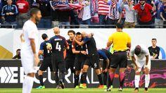 (Video) Estados Unidos noquea a Costa Rica y sigue soñando
