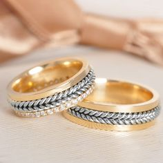 Engagement Rings Couple, Bangles, Bracelets, Gold Rings, Wedding Rings, Diamond, Beautiful, Jewelry, Gold Engagement Rings
