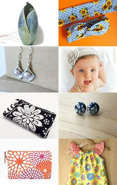 Pretty as a Flower by BeadInspiredSA on Etsy--Pinned with TreasuryPin.com