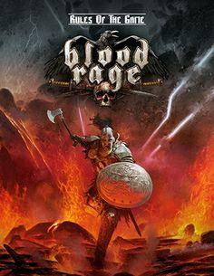 Blood Rage by CoolMiniOrNot — Kickstarter