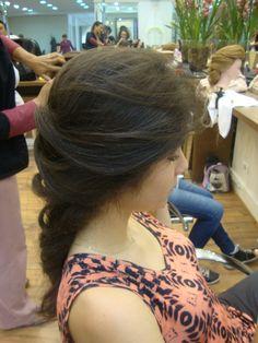 #penteado #trançagrega
