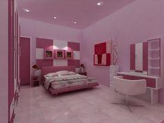 Cómo decorar una habitación juvenil femenina | Dormitorio - Decora ...