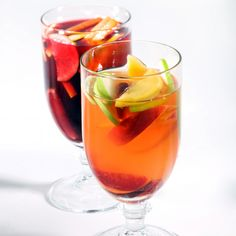 """Looking for that perfect cool-down beverage for those long, hot summer days? From fruity to fizzy, here are 24 of our favorite drinks from """"The Martha Stewart Show."""""""