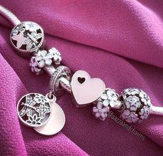 1920fadb0df19 7 Best Soufeel Jewelry images | Bracelets, Charm jewelry, Heart charm