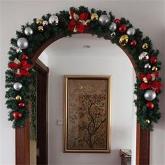 Cheap christmas decorations, Buy Quality indoor christmas decoration directly from China christmas garland pine tree Suppliers: Good Quality Luxury Thick Mantel Fireplace Christmas Garland Pine Tree Indoor Christmas Decoration Plastic Christmas Tree, Christmas Door, Christmas Mantels, Christmas Wreaths, Christmas Crafts, Christmas Ornaments, Christmas Fireplace, Cheap Christmas, Diy Ornaments
