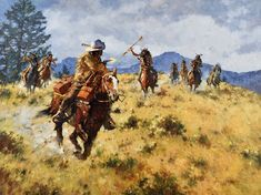 CMDudash - Available Paintings - Western