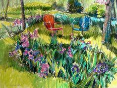 Drawings - Annie Helmericks-Louder, Artist