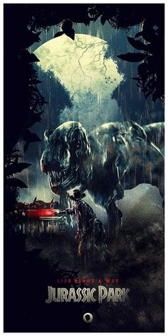 Jurassic Park by Luke Butland