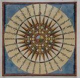 Compass Rose of yore