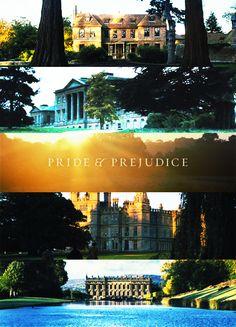 Pride and Prejudice, 2005. Architecture