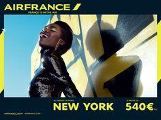 Air France - New York